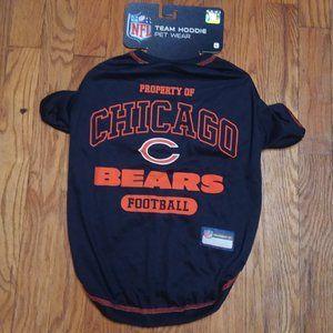 NFL CHICAGO BEARS pet wear tshirt